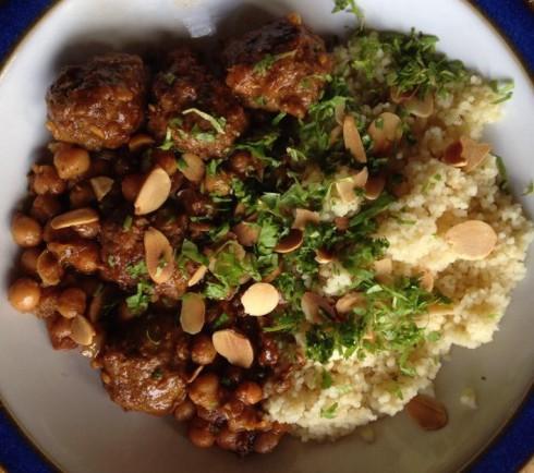 algerian meatballs