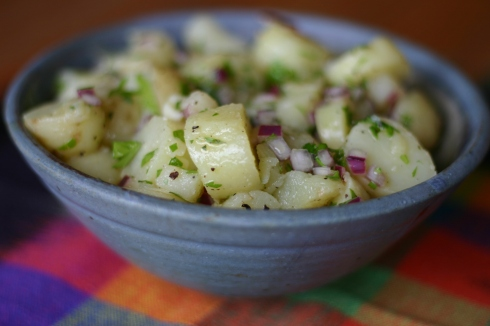 french potato salad