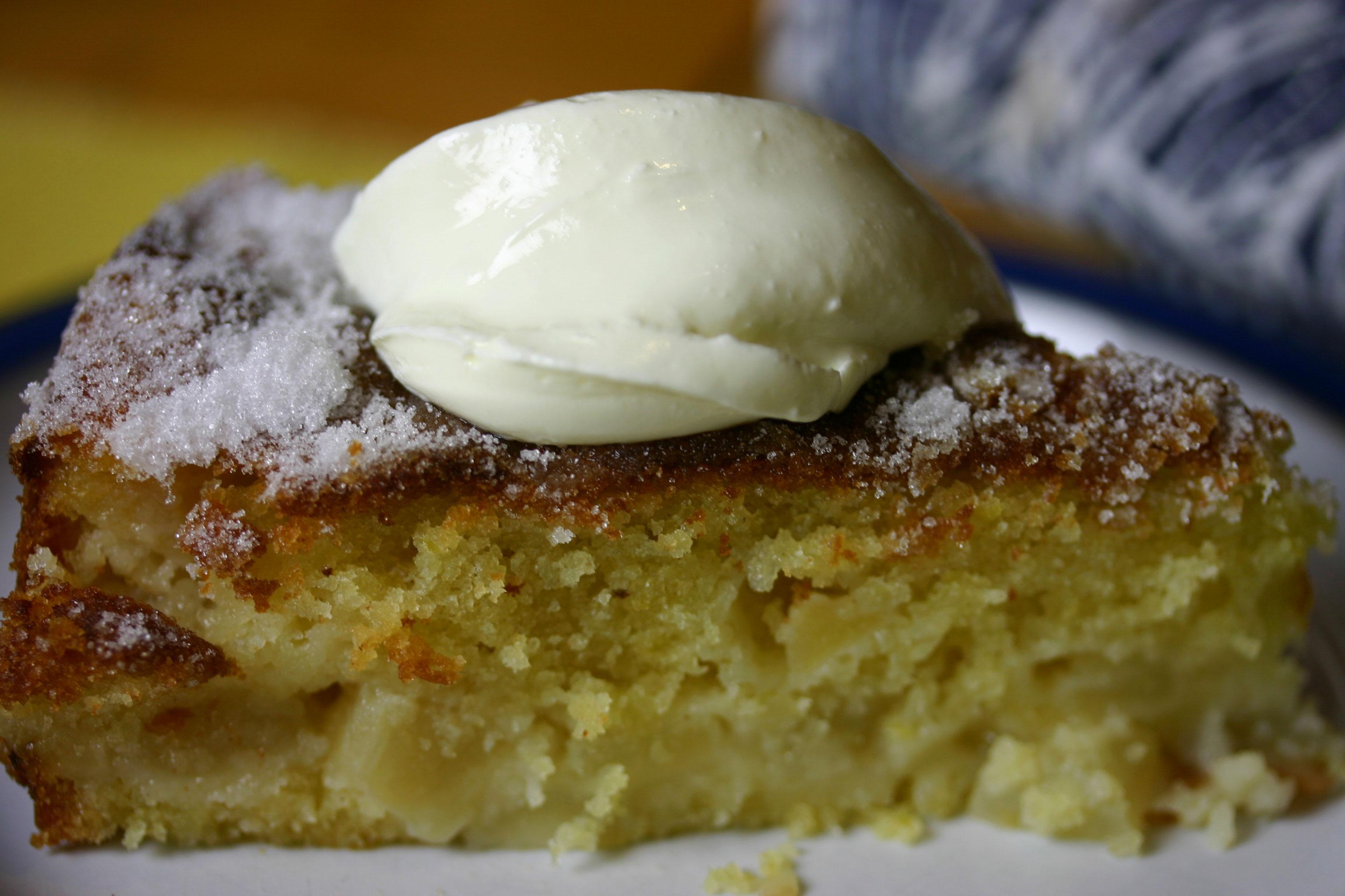 Dorset Apple Cake Ten More Bites