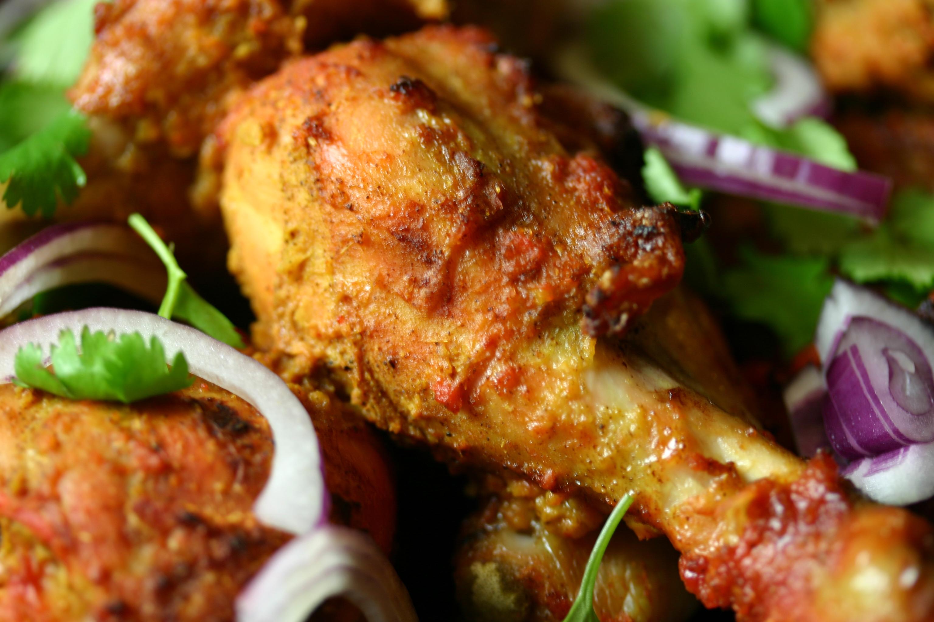 Photo of chicken tandoori SINN SKINN