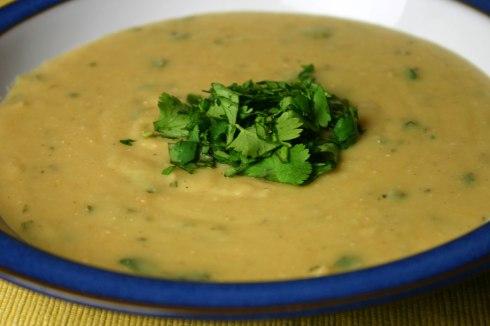 Velvet soup