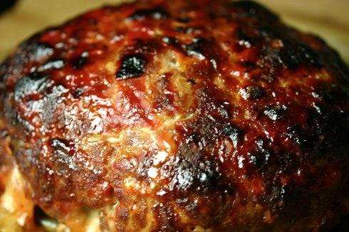 Mum's meatloaf
