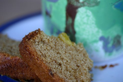 Antiguan pineapple bread