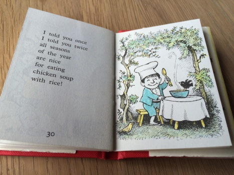 Maurice Sendak's Chicken Soup With Rice