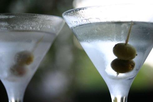 Scott's martini