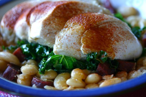 chicken-cannellini-kale