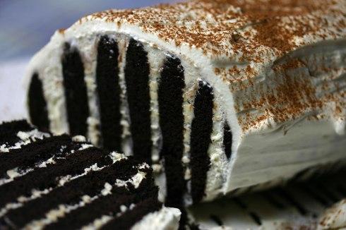 Skunk cake