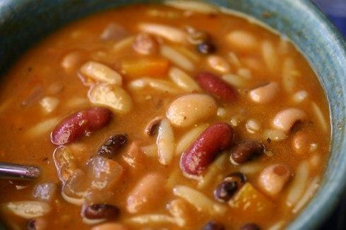 Twelve-bean soup