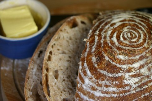 Sourdough bread – ready to eat