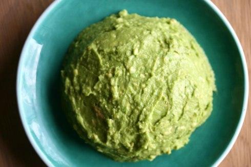 Mexican dip – guacamole