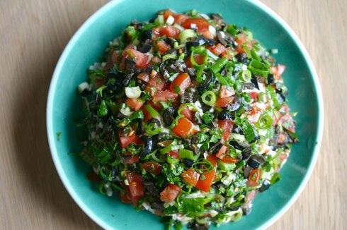 Mexican dip – salsa