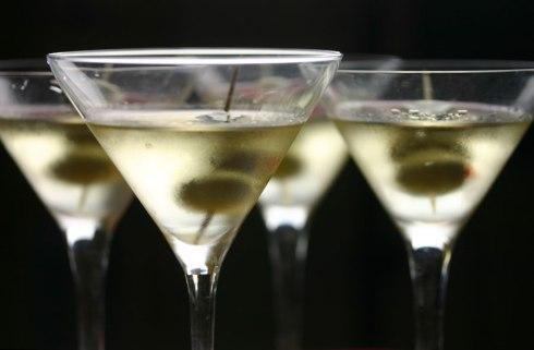Margo's martini