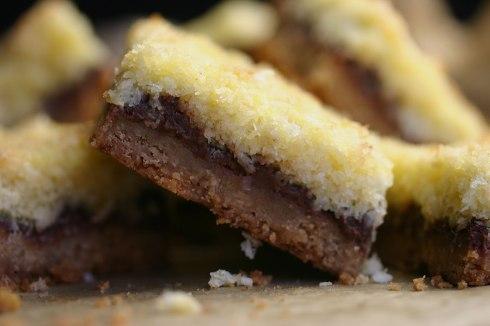 coconut-nutella-squares