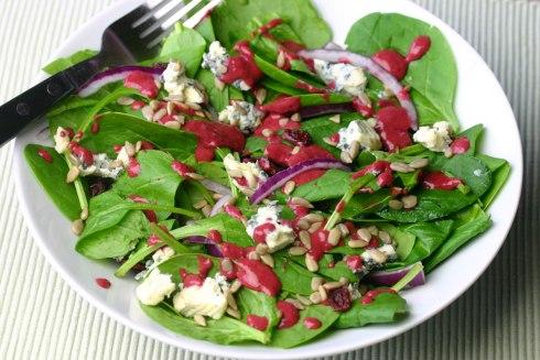 Lotus salad