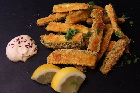 courgette fries